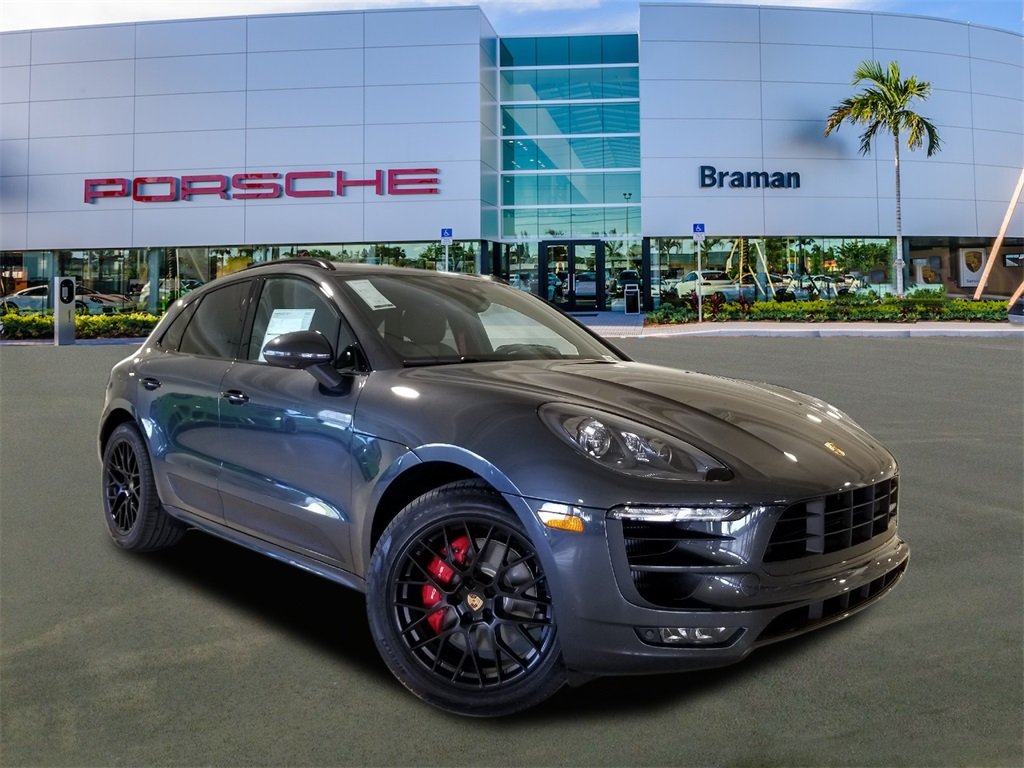 New 2018 Porsche Macan Gts 4d Sport Utility In West Palm Beach