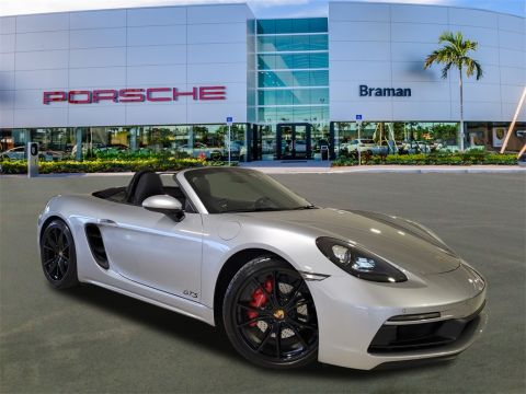 Certified Pre-Owned 2019 Porsche 718 Boxster GTS