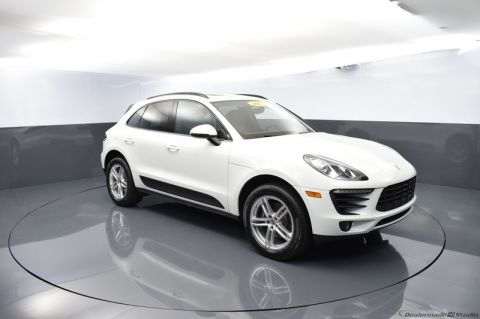 Pre Owned Porsche Macan In West Palm Beach Porsche West Palm Beach
